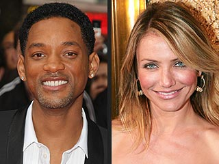 Will Smith, Cameron Diaz Named Top Hollywood Moneymakers