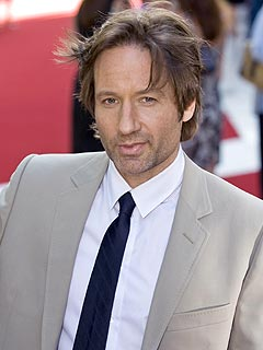 Everything's Good at Home, Says David Duchovny