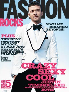 Justin Timberlake: I Wore Trucker Caps Before Ashton