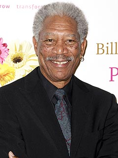 Morgan Freeman in Serious Condition After Car Accident