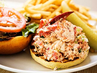 Sam Talbot's Lobster Roll for The Surf Lodge