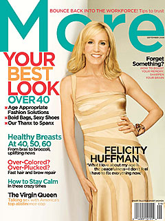 Felicity Huffman Admits Madonna's Thong Didn't  Fit