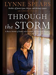 PHOTO: Lynne Spears's Book Cover Revealed