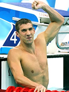 Michael Phelps: I'm No Sex Symbol