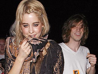Peaches Geldof Marries Her Rocker Beau