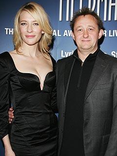 Cate Blanchett's Husband Enjoys the Spotlight