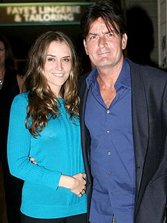 Charlie & Brooke Sheen Expecting a Baby