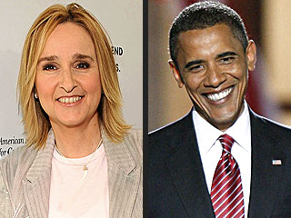 Melissa Etheridge on Obama: 'I Feel a Huge Change Coming'