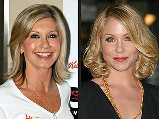 Olivia Newton-John: Get Well Soon, Christina Applegate