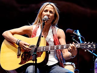 Sheryl Crow, Sugarland & Dave Matthews Rock the DNC