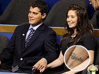 Boyfriend Has 'Bristol' Tattooed on Ring Finger