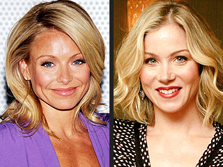Kelly Ripa: Christina Applegate Inspired Me
