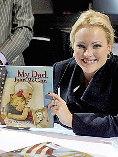Meghan McCain Muses on Possible White House Life
