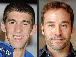 Jeremy Piven: Michael Phelps Can Join Our Entourage