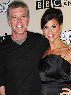 Samantha Harris Is Rooting for Her DWTS Co-Host at the Emmys