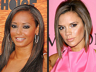 Mel B Admits She Doesn't Talk to Victoria Beckham