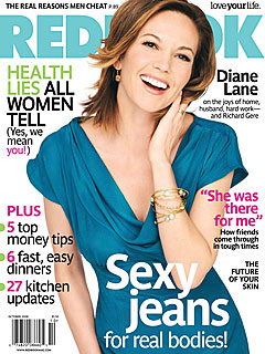 Diane Lane:  Streisand Is 'An Amazing Woman'