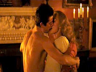 How Keira Knightley & Dominic Cooper Prepped for Love Scene