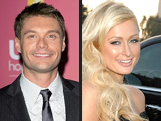Ryan Seacrest & Paris Hilton Team – for TV Show