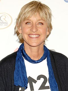 Ellen DeGeneres Reveals Latest Role: Cover Girl