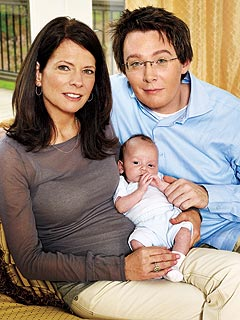 Photo of Clay Aiken & his  Son   Parker Foster Aiken