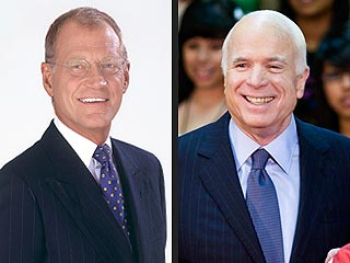 John McCain's Make-Up Date with Letterman