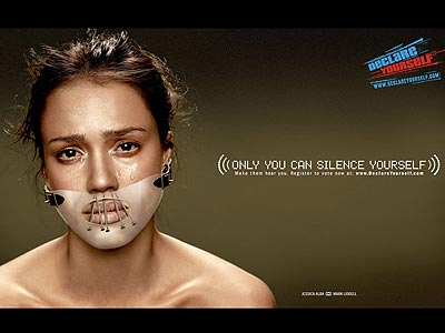 PHOTO: Scary Jessica Alba Ad – Part 2