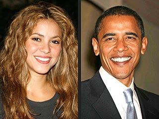 Shakira Lauds Obama's 'True American Message'