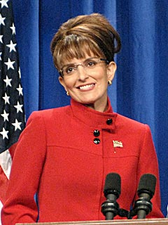 There She Goes Again: Tina Fey Returns as Sarah Palin