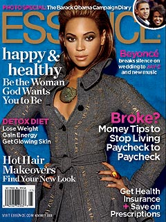 Beyonc&#233; Finally Opens Up About Secret Wedding