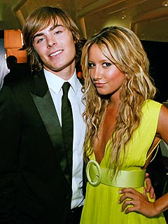 Ashley Tisdale Doesn't 'Understand the Fuss' over Zac Efron