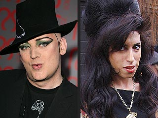 Boy George Urges Winehouse to Get Clean
