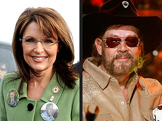 Sarah Palin Talks Moose Hunting with Hank Williams Jr.
