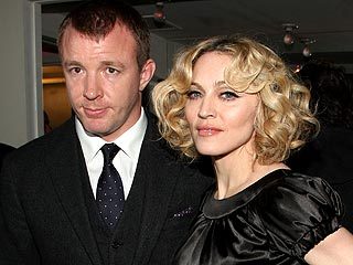 Guy Ritchie Offers Support After Madonna's Failed Adoption Bid