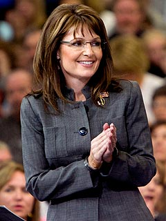 Sarah Palin Compliments Barack Obama