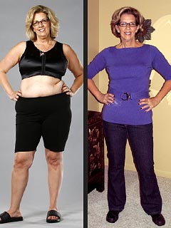 Biggest Loser's Shellay: I Now Weigh 'In the Low150s'