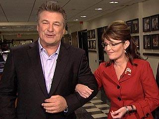 Alec Baldwin: Sarah Palin 'Polite, Gracious' on SNL