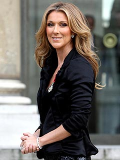 Celine Dion and Twins Head Home from Hospital