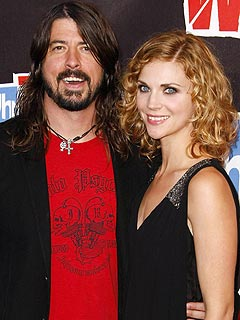 Rocker Dave Grohl: New Daughter Is 'Loud as Hell'