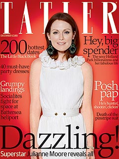 Julianne Moore: Plastic Surgery Is Like Chinese Foot Binding