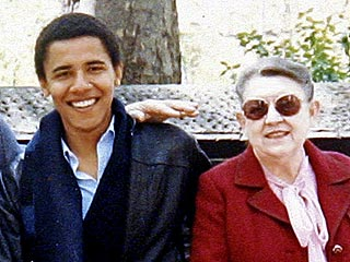 obama s  grandmother