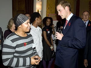 Prince William Suggests, 'Think of Me Naked'