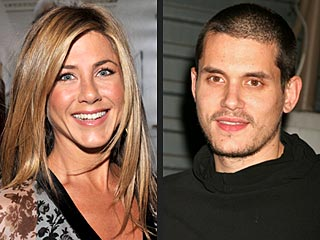 Jennifer Aniston Spends Super Bowl Sunday with John Mayer