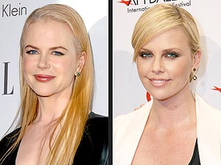 Nicole Kidman & Charlize Theron to Play Man & Wife