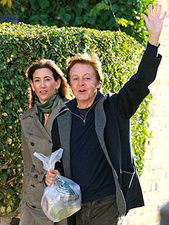 Paul McCartney Into Romance, Not Running His Mouth