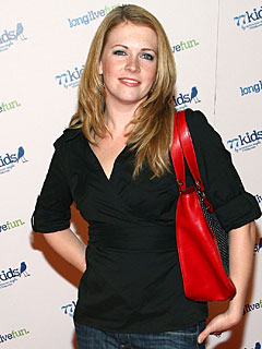 Melissa Joan Hart: Parenting Small Boys a 'Constant Workout'