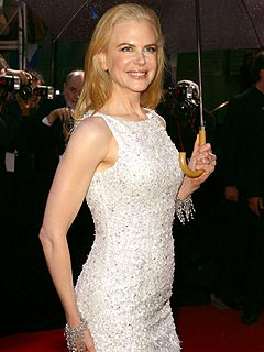Project Runway on Nicole Kidman: She's In!