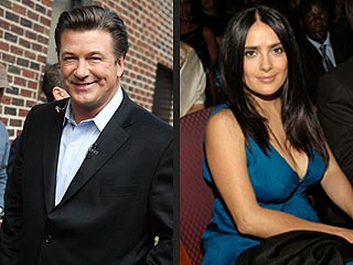 Alec Baldwin Calls Salma Hayek 'The Most Fabulous Woman Ever'