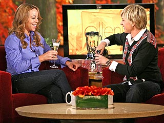 Mariah Carey&#39;s Motto: No Champagne Before 3 P.M.