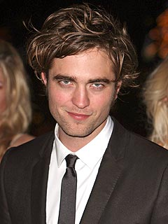 Robert Pattinson Films by Day, Prowls by Night